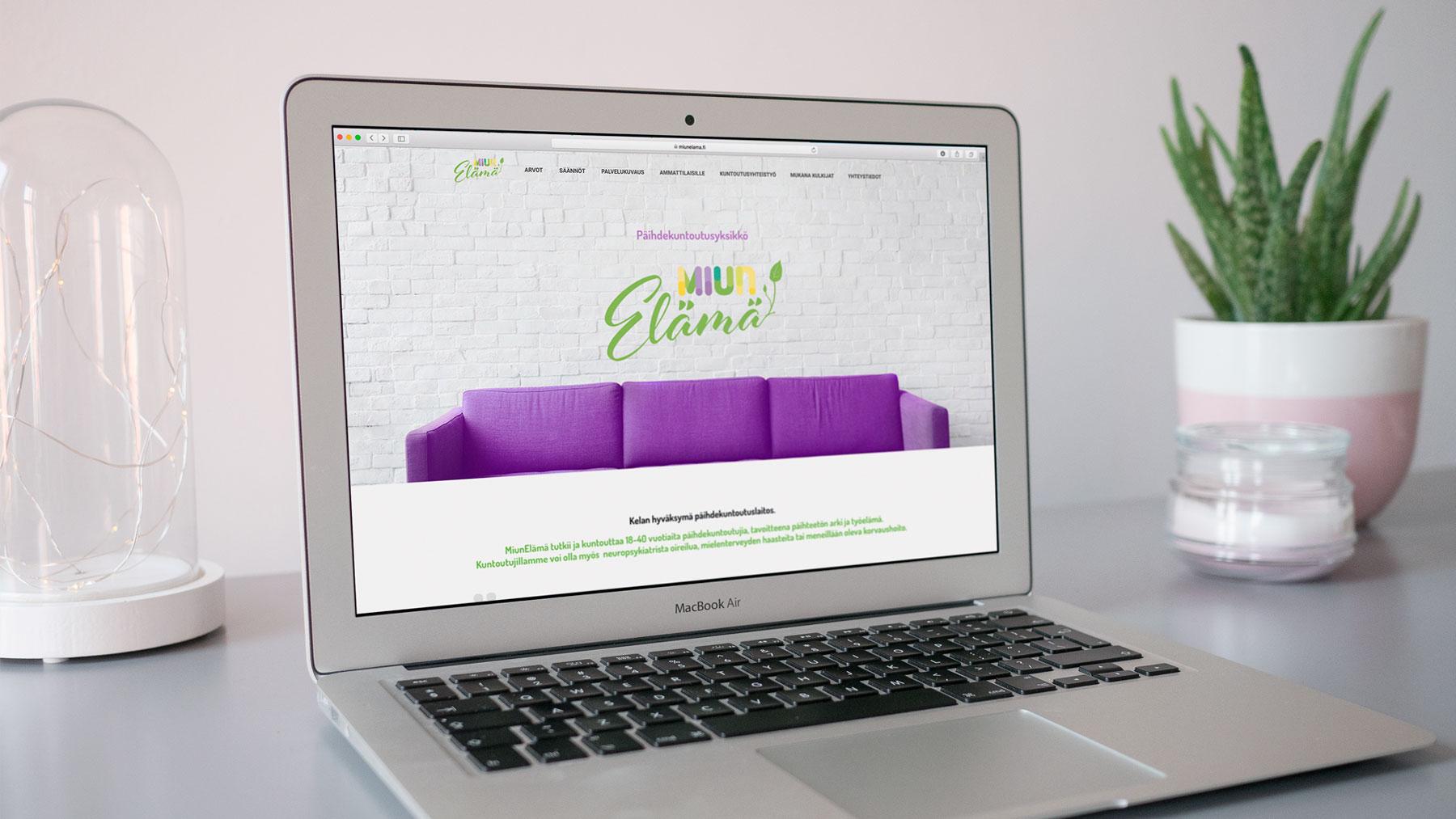 antibox miunelämä verkkosivut